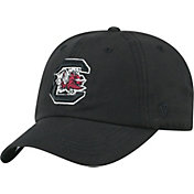 Top of the World Men's South Carolina Gamecocks Staple Adjustable Black Hat