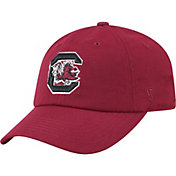 Top of the World Men's South Carolina Gamecocks Garnet Staple Adjustable Hat