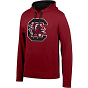 Top of the World Men's South Carolina Gamecocks Garnet Foundation Poly Hoodie