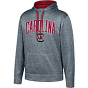 Top of the World Men's South Carolina Gamecocks Grey Foundation Poly Hoodie