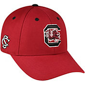 Top of the World Men's South Carolina Gamecocks Garnet Triple Threat Adjustable Hat