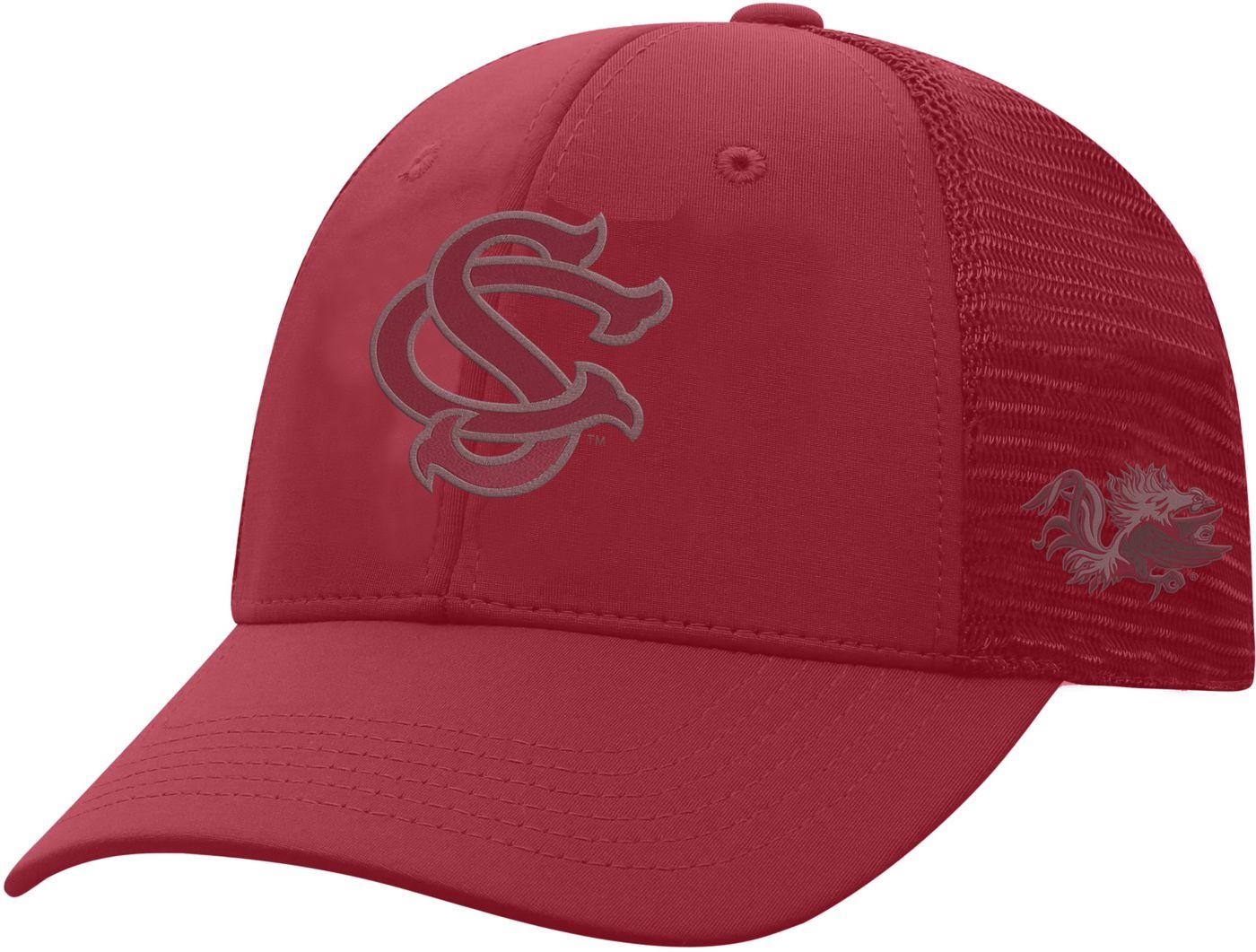 Top of the World Men's South Carolina Gamecocks Garnet Dayblaster 1Fit Flex Hat