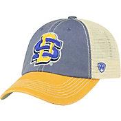 Top of the World Men's South Dakota State Jackrabbits Blue/White Off Road Adjustable Hat