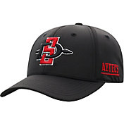 Top of the World Men's San Diego State Aztecs Phenom 1Fit Flex Black Hat