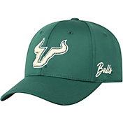 Top of the World Men's South Florida Bulls Green Phenom 1Fit Flex Hat