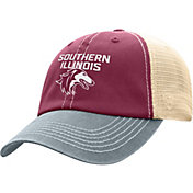 Top of the World Men's Southern Illinois  Salukis Maroon/White Off Road Adjustable Hat