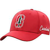 Top of the World Men's Stanford Cardinal Phenom 1Fit Flex Cardinal Hat