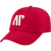 Top of the World Men's Austin Peay Governors Red Staple Adjustable Hat