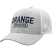 Top of the World Men's Syracuse Orange Grey Notch Adjustable Snapback Hat