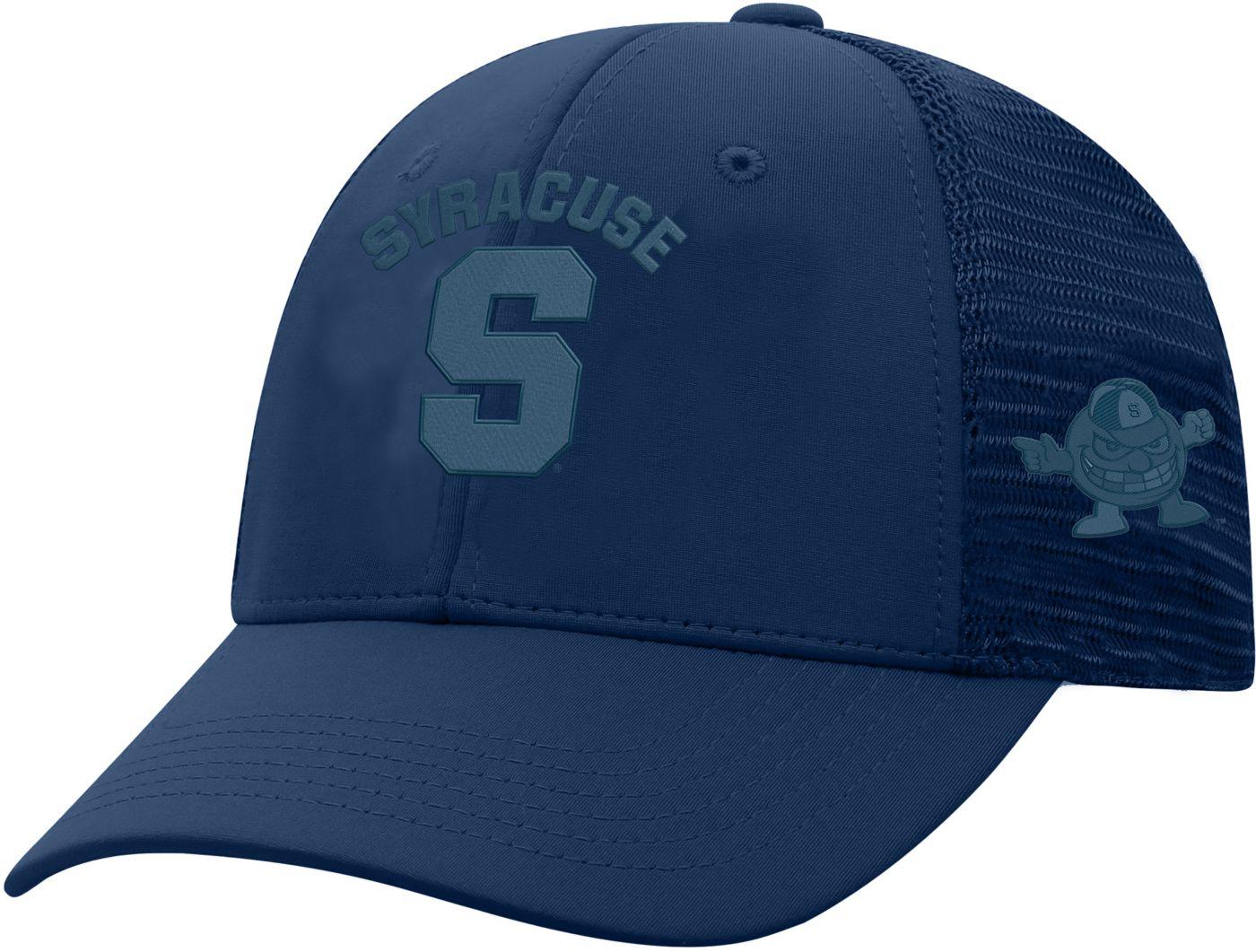 Top of the World Men's Syracuse Orange Blue Dayblaster 1Fit Flex Hat