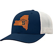 Top of the World Men's Syracuse Orange Blue/Grey Precise Trucker Adjustable Hat