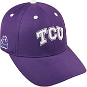 Top of the World Men's TCU Horned Frogs Purple Triple Threat Adjustable Hat