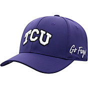 Top of the World Men's TCU Horned Frogs Purple Phenom 1Fit Flex Hat