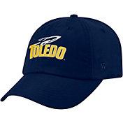 Top of the World Men's Toledo Rockets Midnight Blue Staple Adjustable Hat