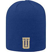 Top of the World Men's Tulsa Golden Hurricane Blue Classic Knit Beanie