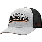 Top of the World Men's Tennessee Volunteers Grey/Black Cutter Adjustable Hat