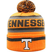 Top of the World Men's Tennessee Volunteers Tennessee Orange Buddy Cuffed Pom Knit Beanie