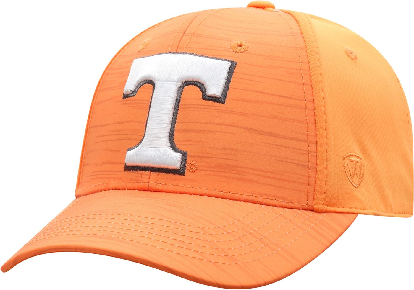 Top of the World Men's Tennessee Volunteers Tennessee Orange Intrude 1Fit Flex Hat