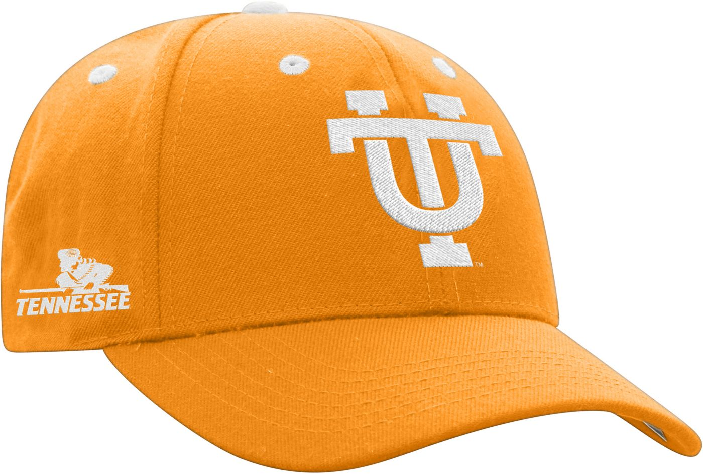 Top of the World Men's Tennessee Volunteers Tennessee Orange Retro Triple Threat Adjustable Hat