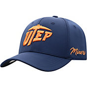 Top of the World Men's UTEP Miners Navy Phenom 1Fit Flex Hat