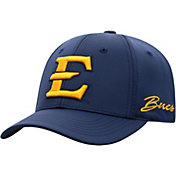 Top of the World Men's East Tennessee State Buccaneers Navy Phenom 1Fit Flex Hat