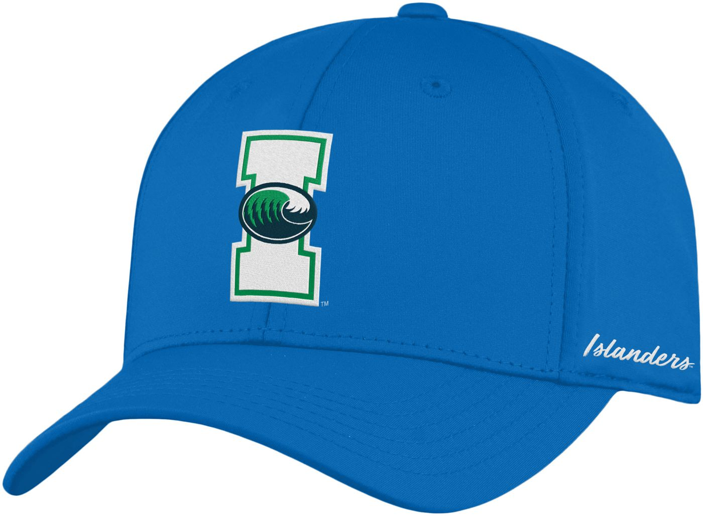 Top of the World Men's Texas A&M -Corpus Christi Islanders Blue Phenom 1Fit Flex Hat