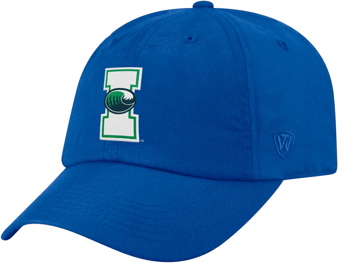 Top of the World Men's Texas A&M -Corpus Christi Islanders Blue Staple Adjustable Hat