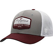 Top of the World Men's Texas A&M Aggies Grey/Maroon/White Verge Adjustable Hat