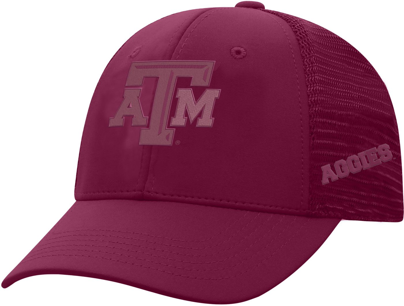 Top of the World Men's Texas A&M Aggies Maroon Dayblaster 1Fit Flex Hat