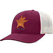 Top of the World Men's Texas A&M Aggies Maroon/Grey Precise Trucker Adjustable Hat