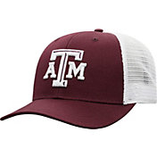 Top of the World Men's Texas A&M Aggies Maroon/White Trucker Adjustable Hat