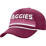 Top of the World Men's Texas A&M Aggies Maroon Wipeout Adjustable Snapback Hat