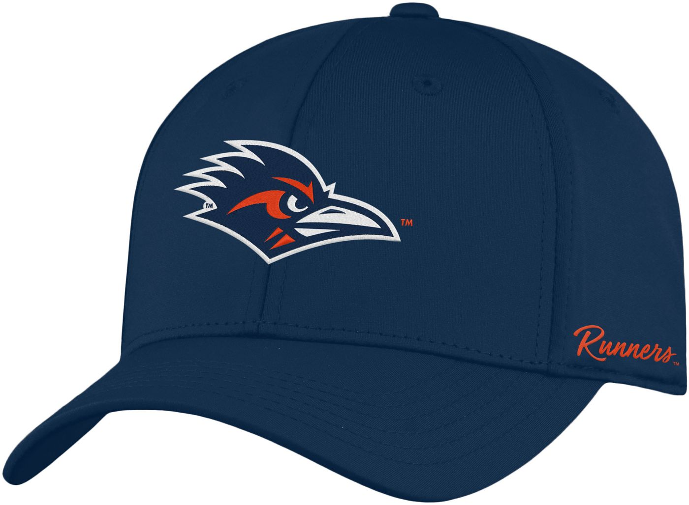 Top of the World Men's UT San Antonio Roadrunners Blue Phenom 1Fit Flex Hat