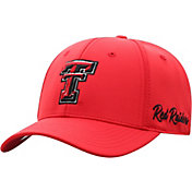 Top of the World Men's Texas Tech Red Raiders Red Phenom 1Fit Flex Hat