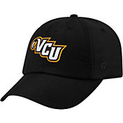 Top of the World Men's VCU Rams Staple Adjustable Black Hat