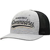 Top of the World Men's Vanderbilt Commodores Grey/Black Cutter Adjustable Hat