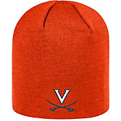 Top of the World Men's Virginia Cavaliers Orange Classic Knit Beanie