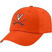 Top of the World Men's Virginia Cavaliers Orange Staple Adjustable Hat