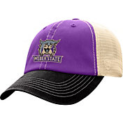 Top of the World Men's Weber State Wildcats Purple/White Off Road Adjustable Hat