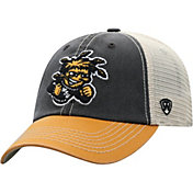 Top of the World Men's Wichita State Shockers Black/White Off Road Adjustable Hat