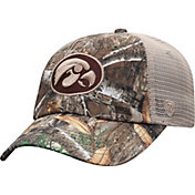 Top of the World Men's Iowa Hawkeyes Camo Acorn Adjustable Hat