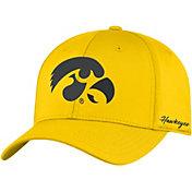 Top of the World Men's Iowa Hawkeyes Gold Phenom 1Fit Flex Hat