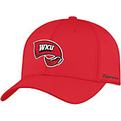 Top of the World Men's Western Kentucky Hilltoppers Red Phenom 1Fit Flex Hat
