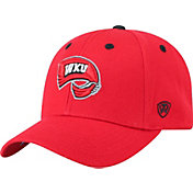 Top of the World Men's Western Kentucky Hilltoppers Red Triple Threat Adjustable Hat