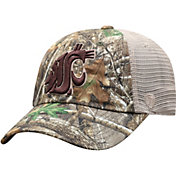 Top of the World Men's Washington State Cougars Camo Acorn Adjustable Hat
