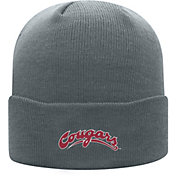 Top of the World Men's Washington State Cougars Grey Cuff Knit Beanie