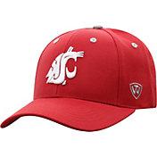 Top of the World Men's Washington State Cougars Crimson Triple Threat Adjustable Hat