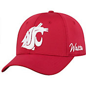 Top of the World Men's Washington State Cougars Crimson Phenom 1Fit Flex Hat