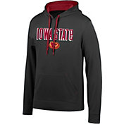 Top of the World Men's Iowa State Cyclones Foundation Poly Black Hoodie