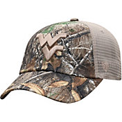 Top of the World Men's West Virginia Mountaineers Camo Acorn Adjustable Hat